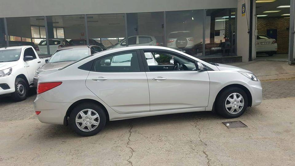 Hyundai accent 2016 year model