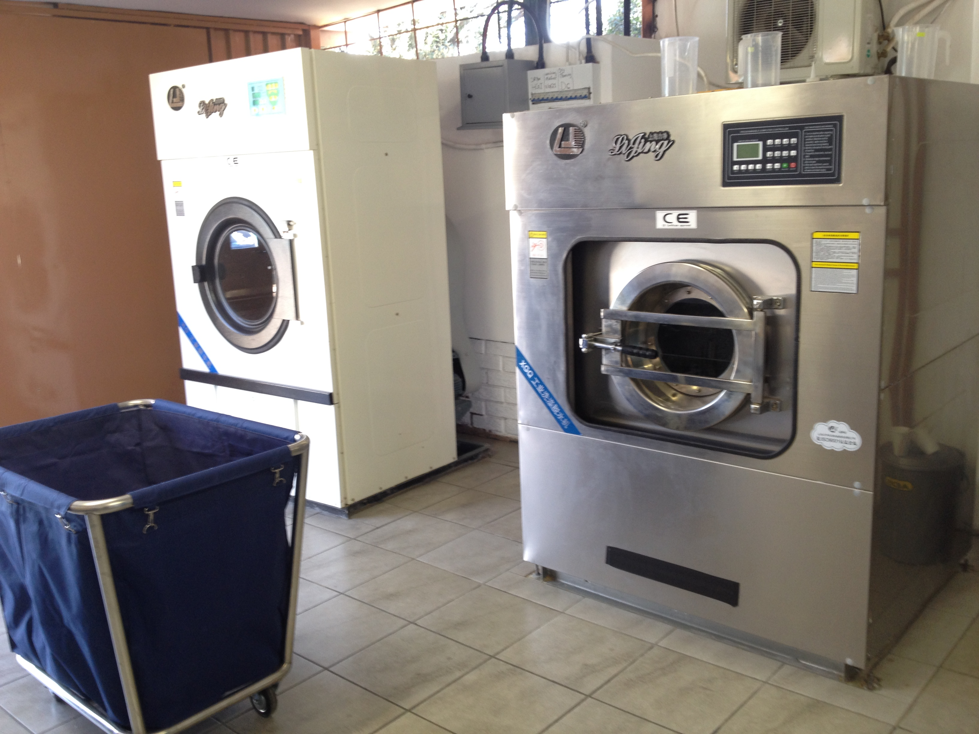 Dry Cleaning and Laundry for Corporates and Individuals (Pick ups & Deliveries)