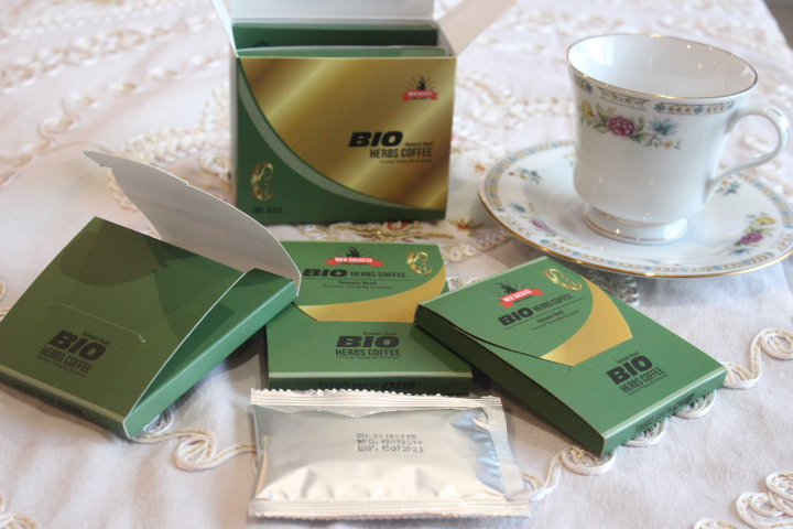 MEN SUCCESS  BIO HERBS COFFEE By Sinansel