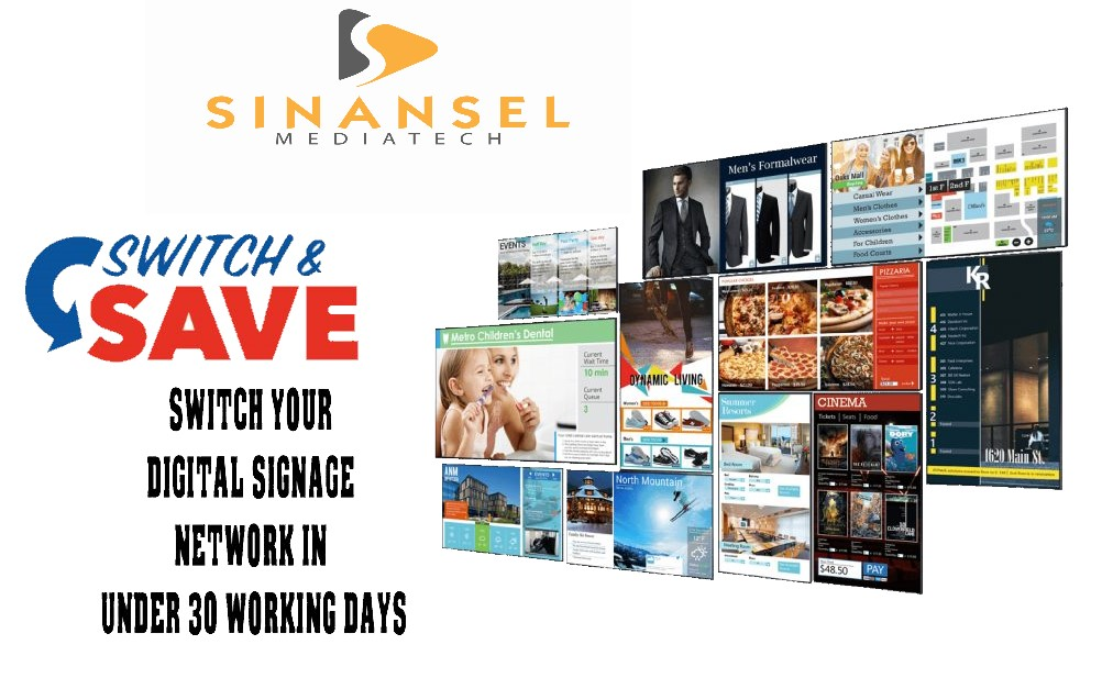 Advertise on Sinansel MediaTech for as low as R150 per month