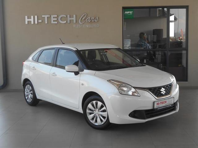 2019 SUZUKI BALENO 1 4 GL 5DOOR WITH 31000KMS