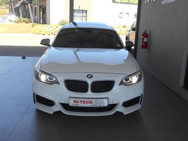 2015 BMW M235i COUPE A T F22 WITH 79000KMS