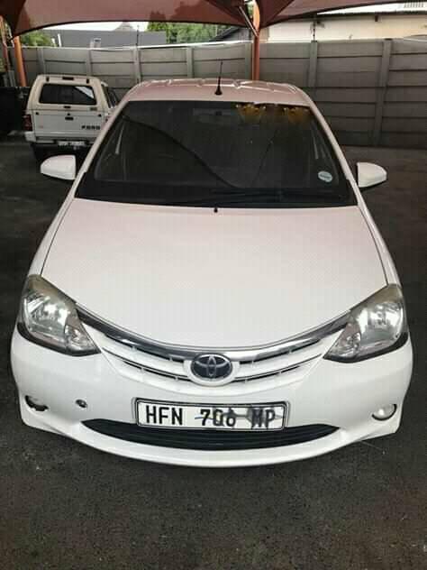 2013  Toyota Etios 1 5 Xs 5door